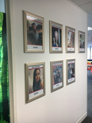Our revamped 'Monarch Millionaire' Wall of Fame