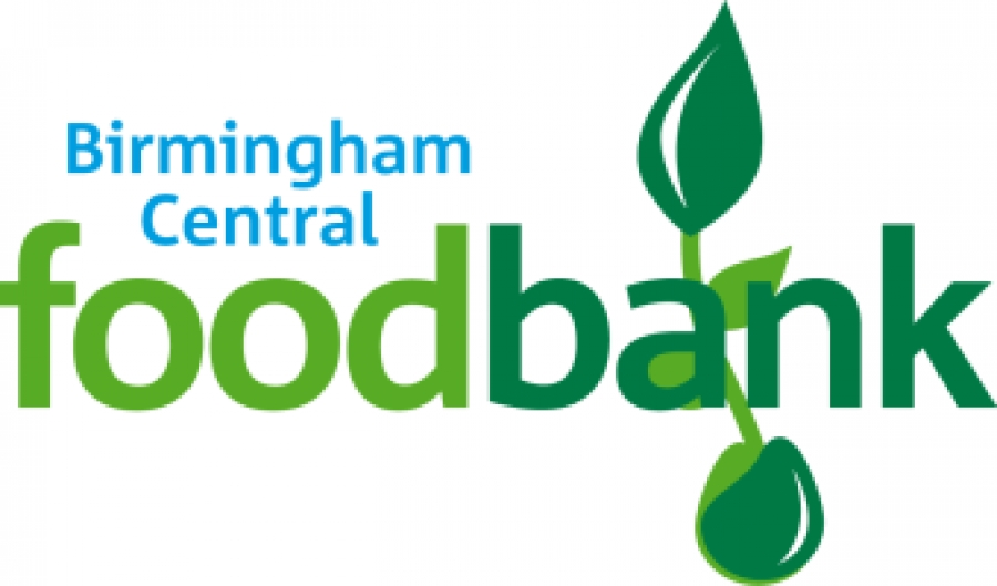 Supporting Birmingham Central Foodbank